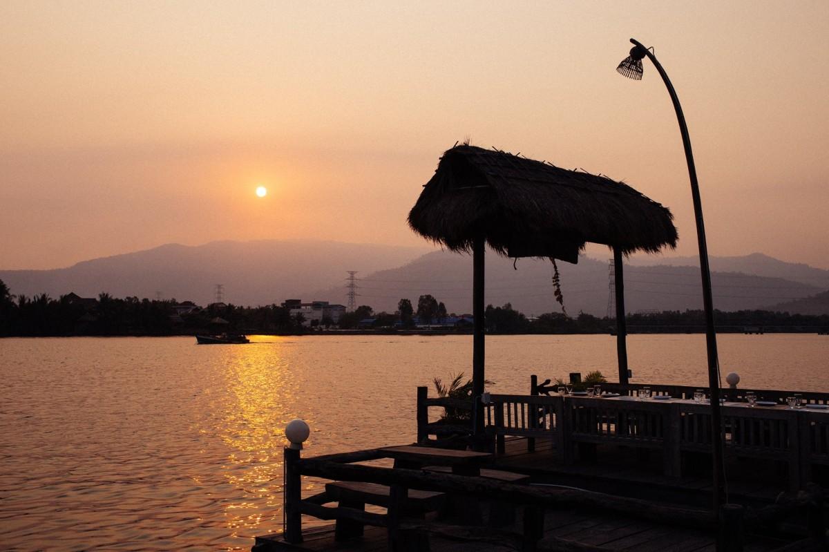 Douceur de vivre à Kampot