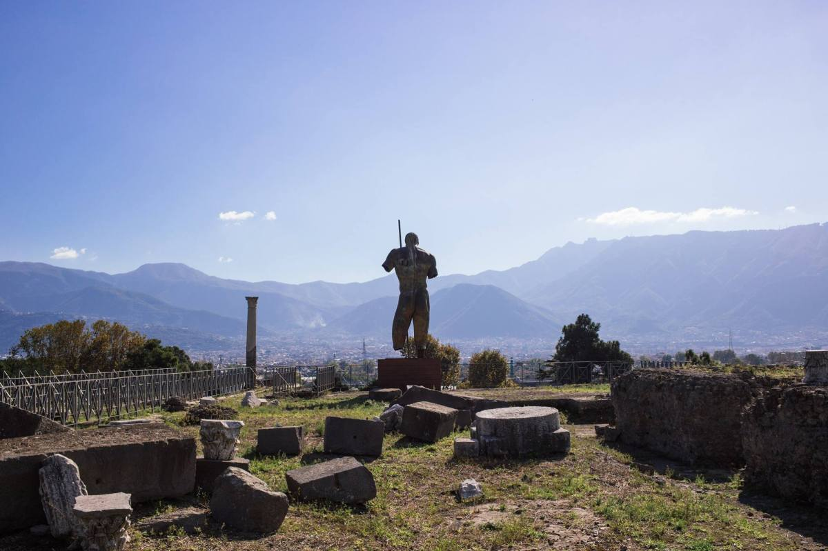 Pompei & Herculanum